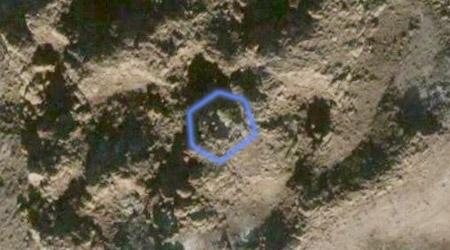 Am Landeplatz der Arche \u2013 mit Google Earth